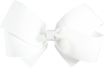 White Boutique Hair Bow