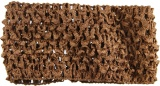 Brown Crochet Headband 1.5