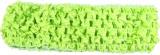 Lime Green Crochet Headband 1.5