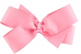 Pink Boutique Princess Crown Hair Bow