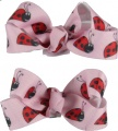Piggytails Ladybugs Hair Bow