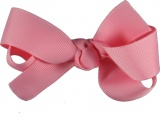 Pink Little Hair Bow