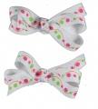 Piggytails Polka Dots Bow