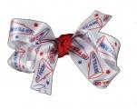 Baby Cheer Hair Bow