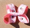 Birthday Cupcakes Pink Bow